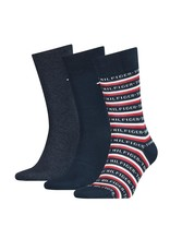 Tommy Hilfiger Tommy Hilfiger Giftbox 3pack Dark Navy