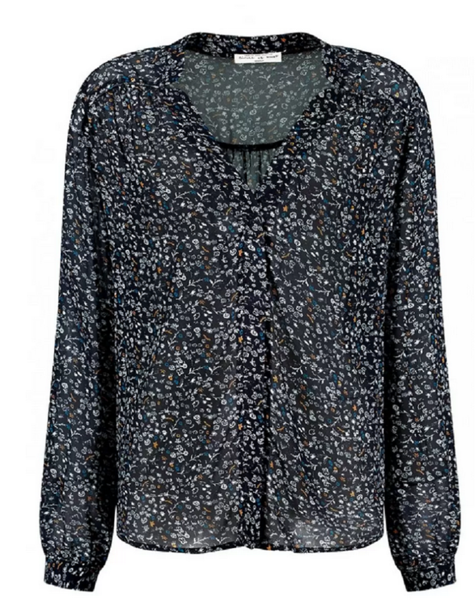 Circle of Trust Circle fo Trust Gracia blouse ginger flower