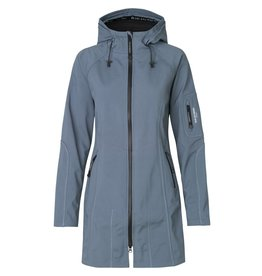 Ilse Jacobsen Ilse Jacobsen RainCoat Blue Grayness