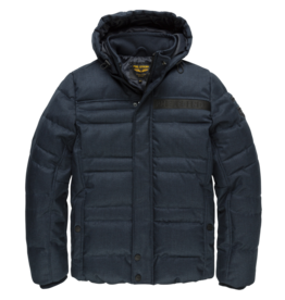Pme Legend PME Legend Hooded jacket melange Twill LIFTMAS 5281