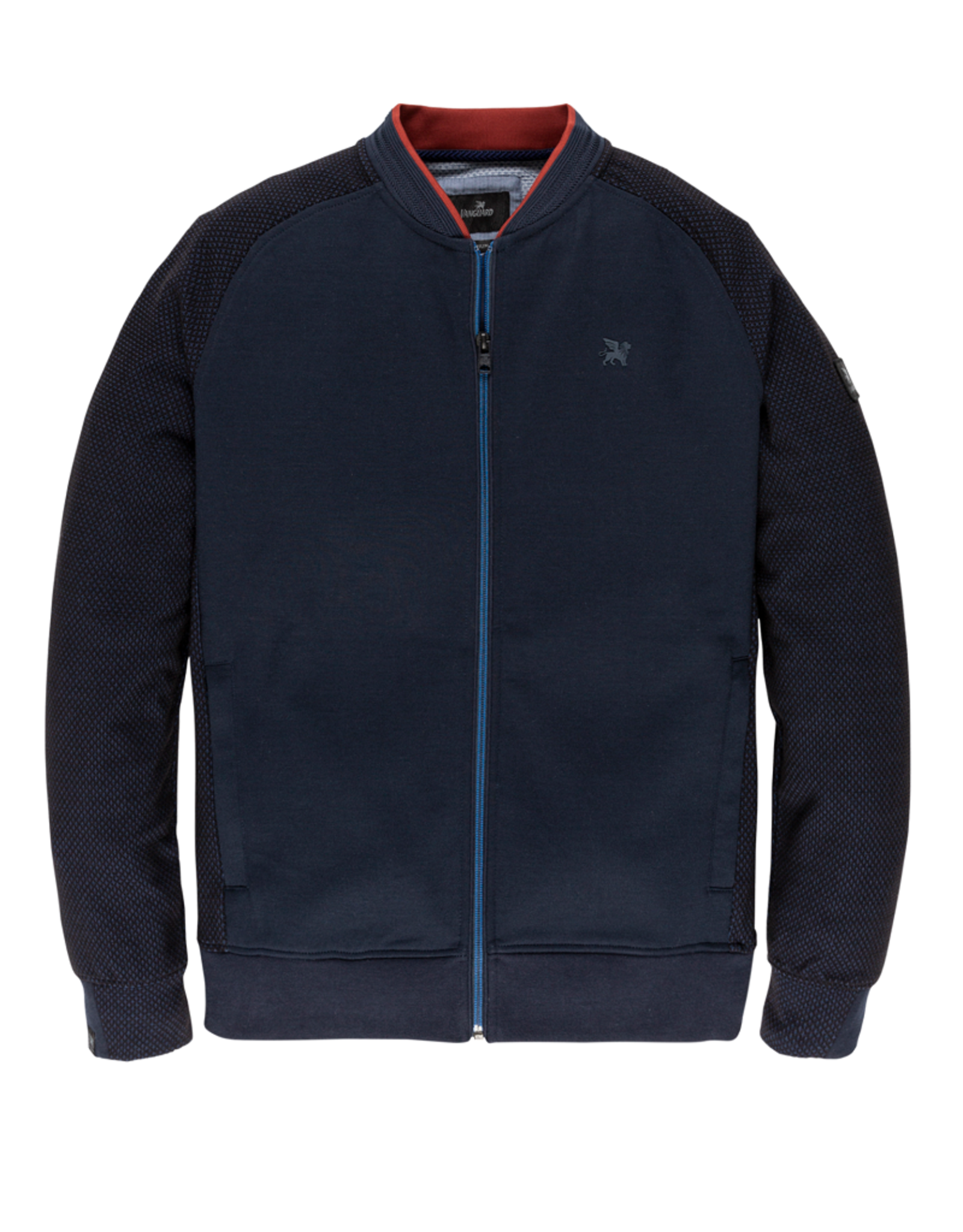 Vanguard Vanguard Zip jacket ultimate mix sweater