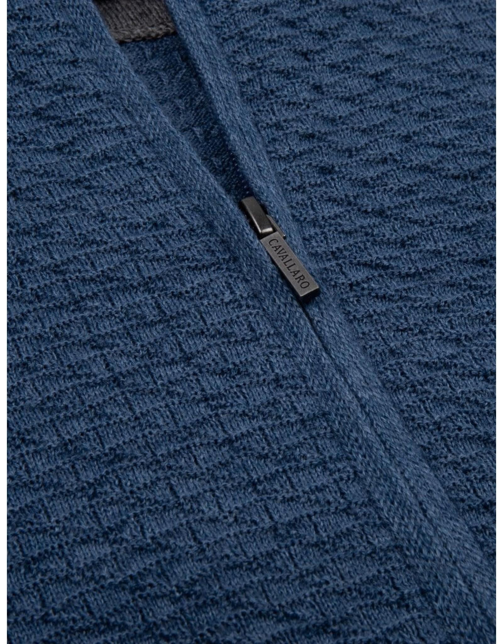Cavallaro Cavallaro Dalmine Cardigan Light Blue