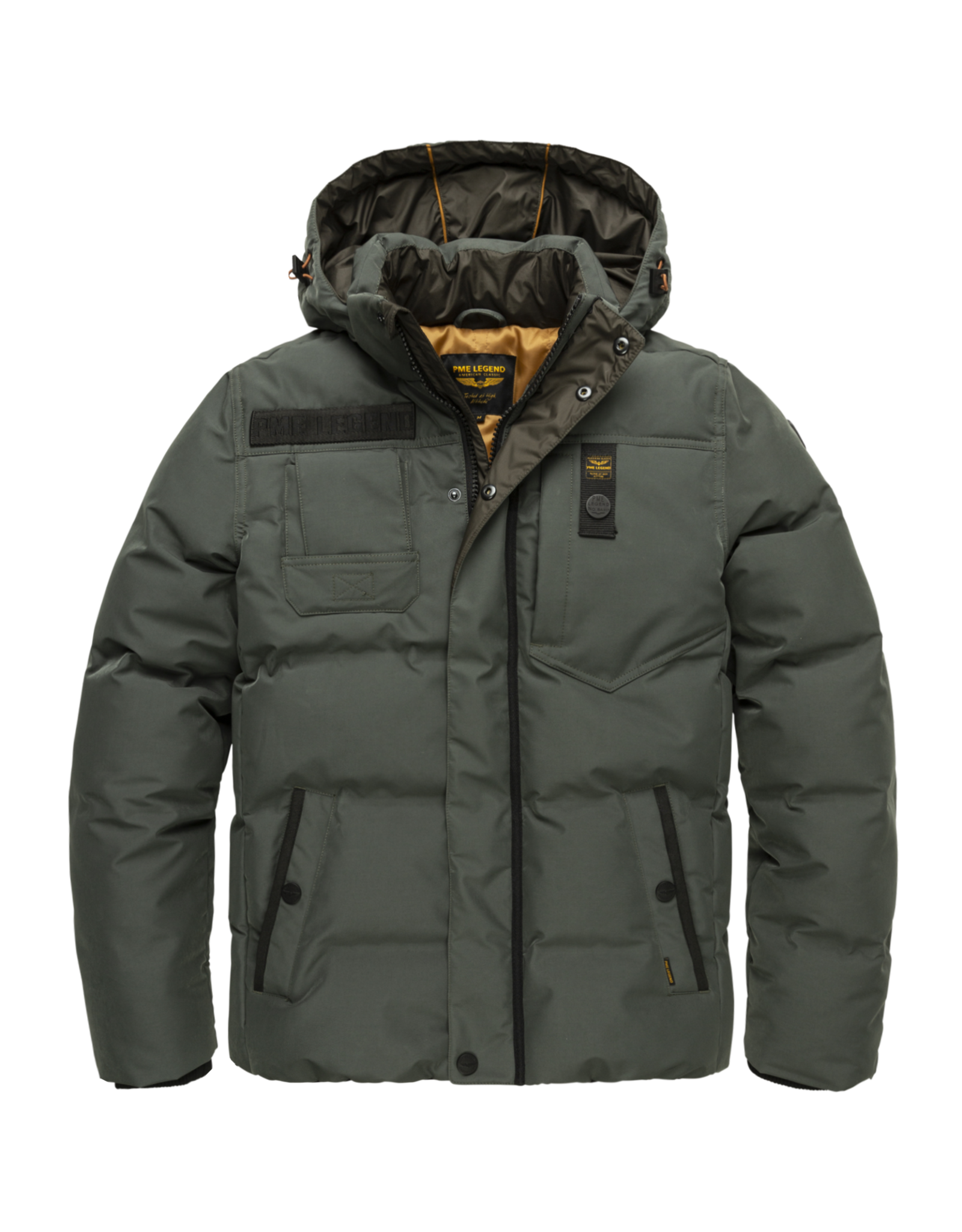 Pme Legend PME Legend Hooded Jacket Poly 6026