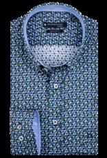 Giordano Giordano shirt Button down 207019-70 groen