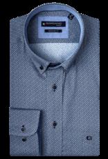 Giordano Giordano shirt Button-down  207031-60 blue
