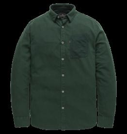 Vanguard Vanguard l/s shirt 2 tone twill overdyed ponderosa pine