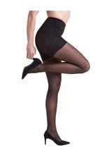 No-Mi Bodywear Nomi shapewear High Waist Shaping Tights 40D Black