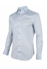 Cavallaro Cavallaro Nevino light blue overhemd