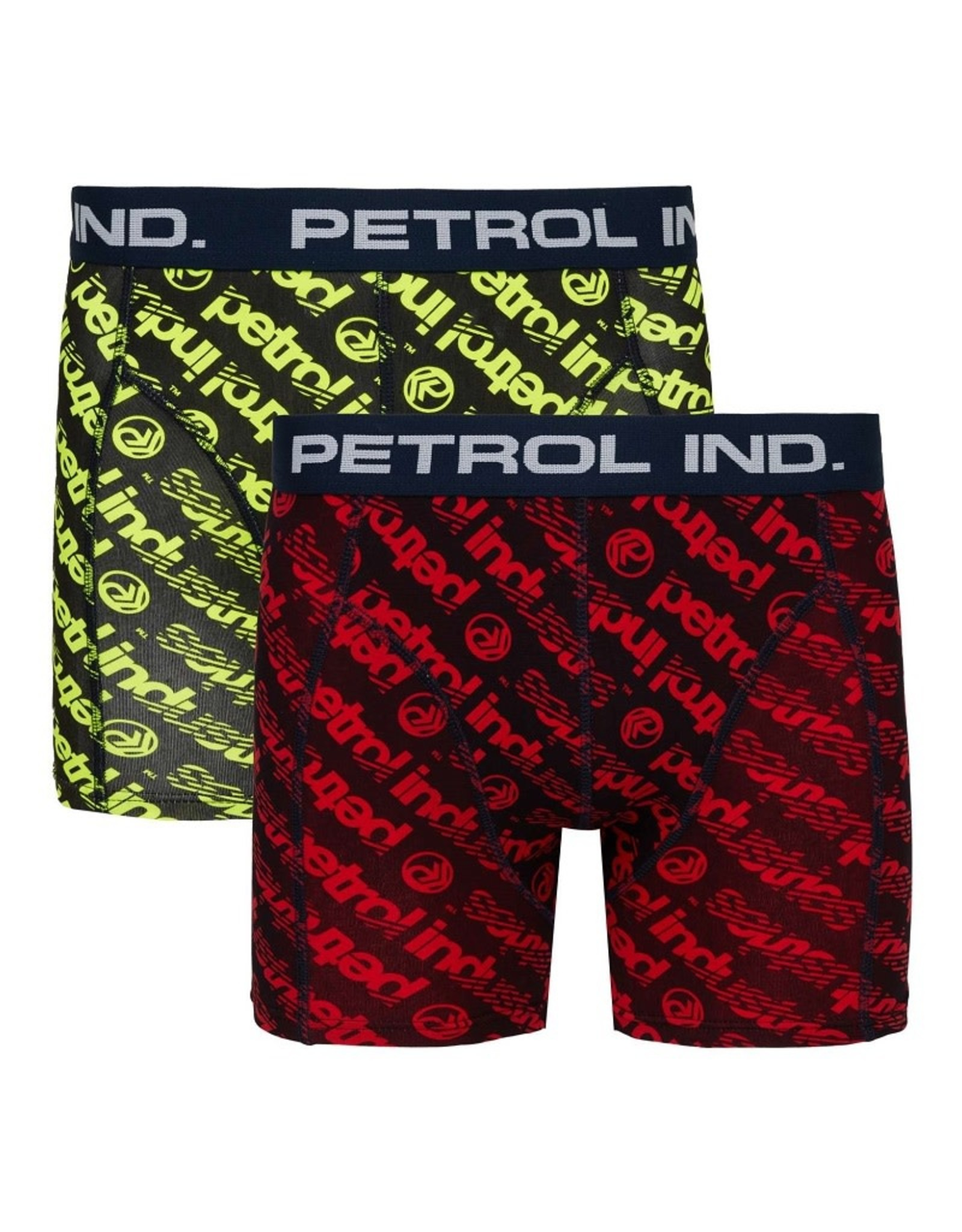 Petrol Ind. Petrol boxershorts 2 Pack