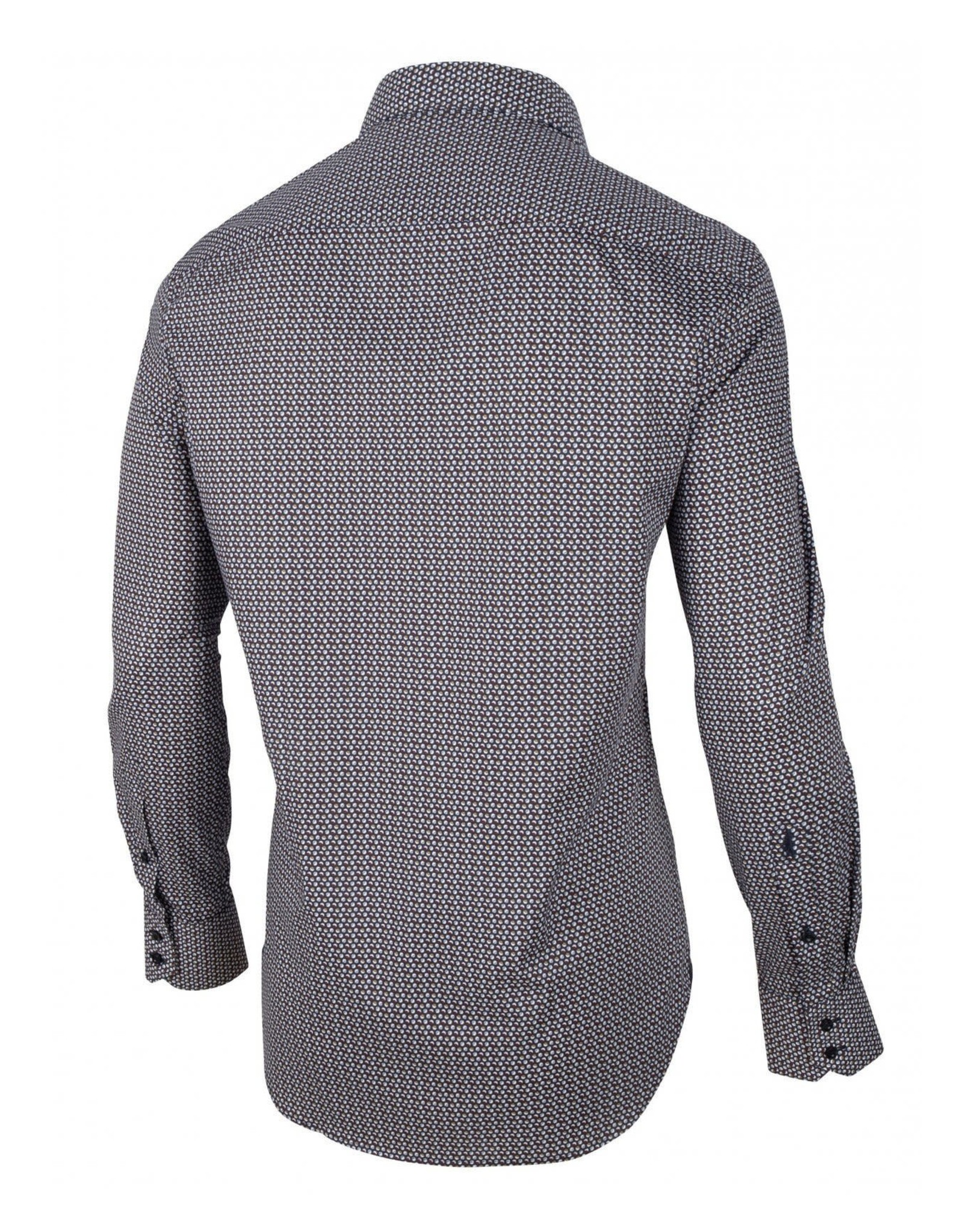 Cavallaro Cavallaro Ballino shirt Dark navy