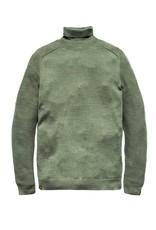 Vanguard Vanguard Merino wool colneck Groen