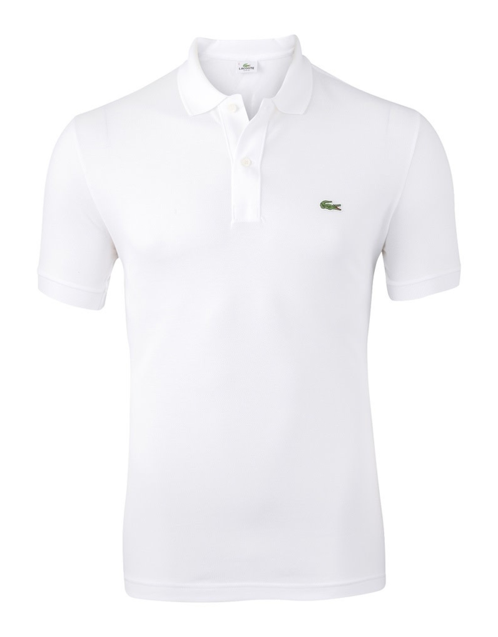 Lacoste Lacoste Polo wit