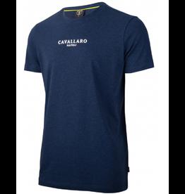 Cavallaro Cavallaro Albaretto tee dark blue