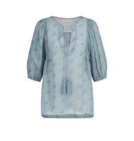 NUKUS Nukus Cecile blouse Baby blue