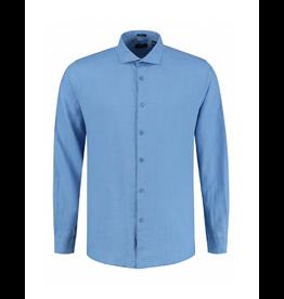 Dstrezzed Dstrezzed Jagger Shirt Linen Sky