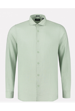 Dstrezzed Dstrezzed Jagger Shirt Linen Sea green