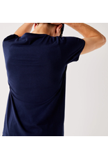 Lacoste Lacoste T-shirt navy blue /wasp