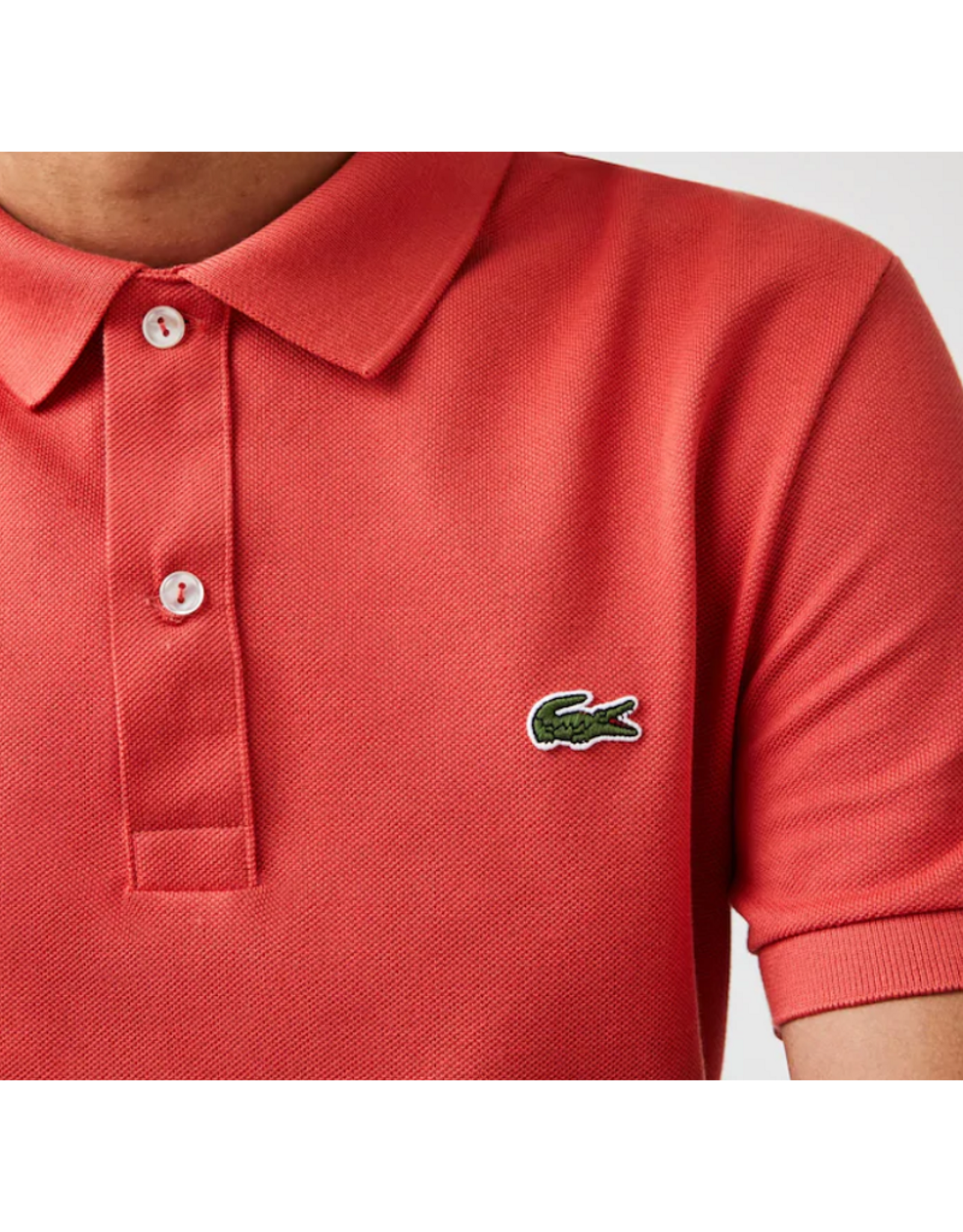 Lacoste Lacoste slim fit polo Grater 67G