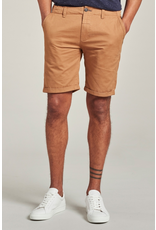 Dstrezzed Dstrezzed Presley Chino Shorts Dense Twill coconut brown