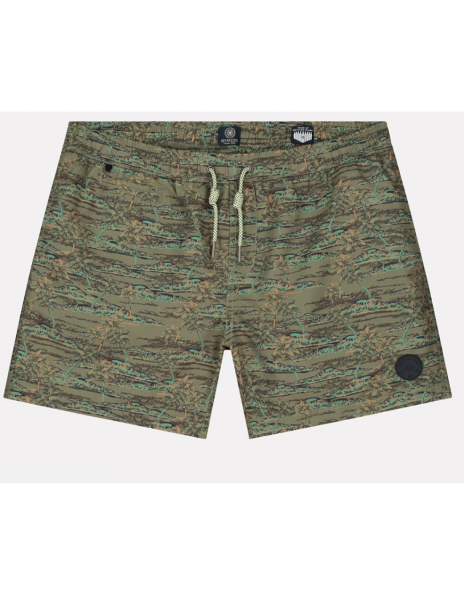 Dstrezzed Dstrezzed swimshort Fancy Camo Army green