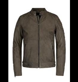 Vanguard Vanguard short sheep veg snuffed Leather jacket  8038