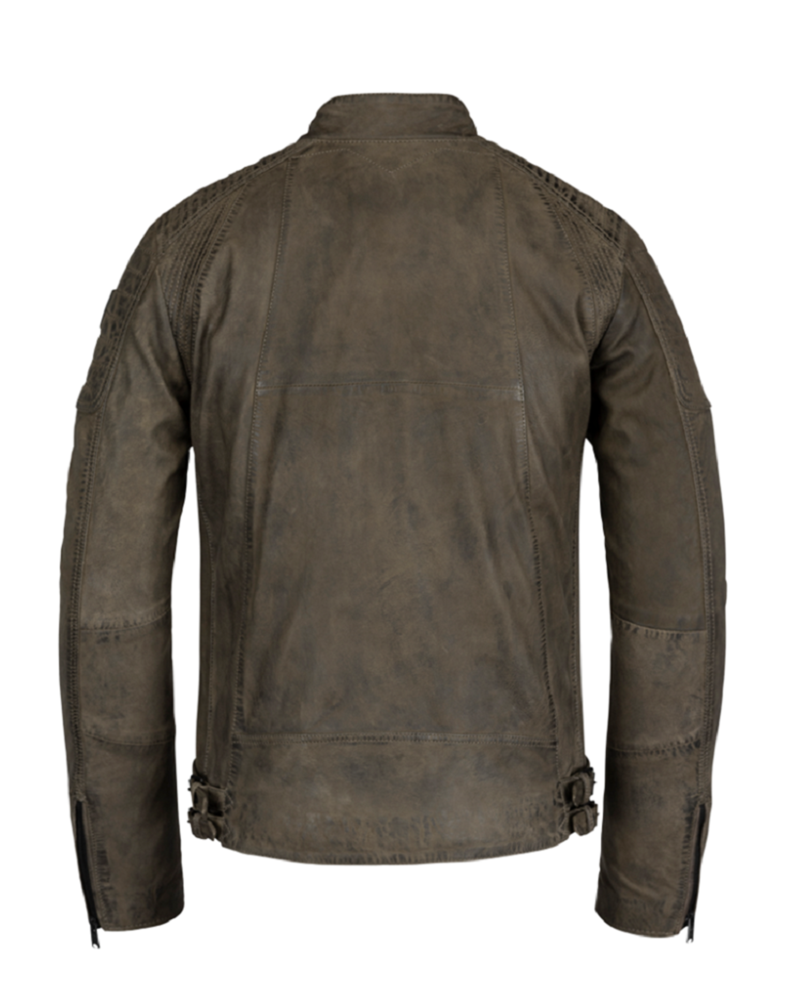 Vanguard Vanguard short sheep veg snuffed Leather jacket  8038