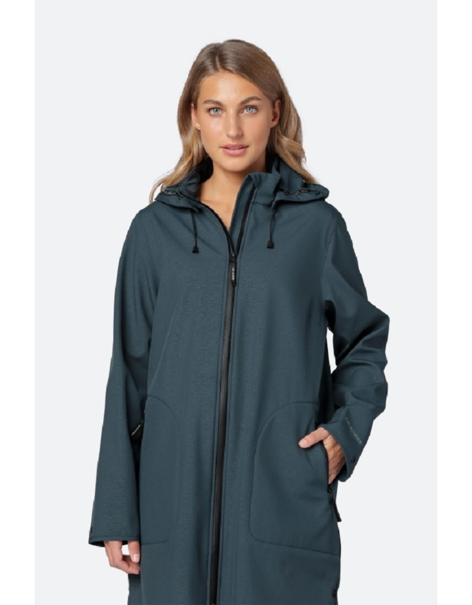Ilse Jacobsen Ilse Jacobsen Raincoat 128 Orion blue