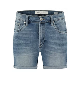 Circle of Trust CIrcle of Trust denim short April Blue wather 3218