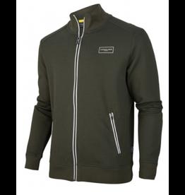 Cavallaro Cavallaro sport zip sweat Dark green