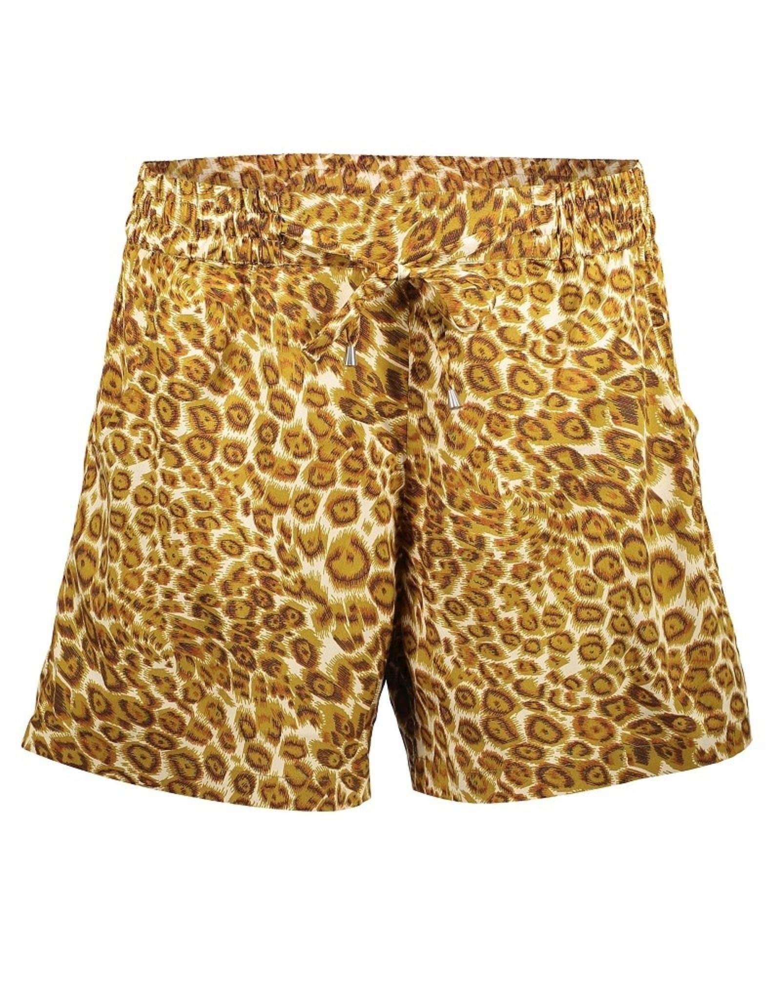 Geisha Geisha short pant leopard 11072-21