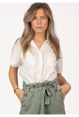 Circle of Trust Circle of Trust Bobby blouse Cloud white