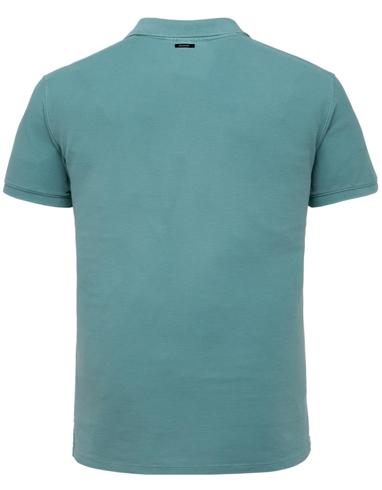 Vanguard Vanguard short sleeve polopique garment dye 5133