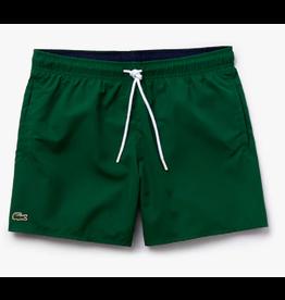 Lacoste Lacoste swimshort 381 Green/navy