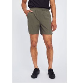 Plain Plain Turi short Army