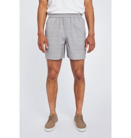 Plain Plain Turi short Grey