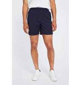 Plain Plain Turi short Navy wave