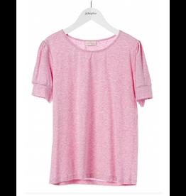 JcSophie JcSophie t-shirt Harry pink melange