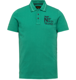PME Legend PME Legend polo green nugged pique