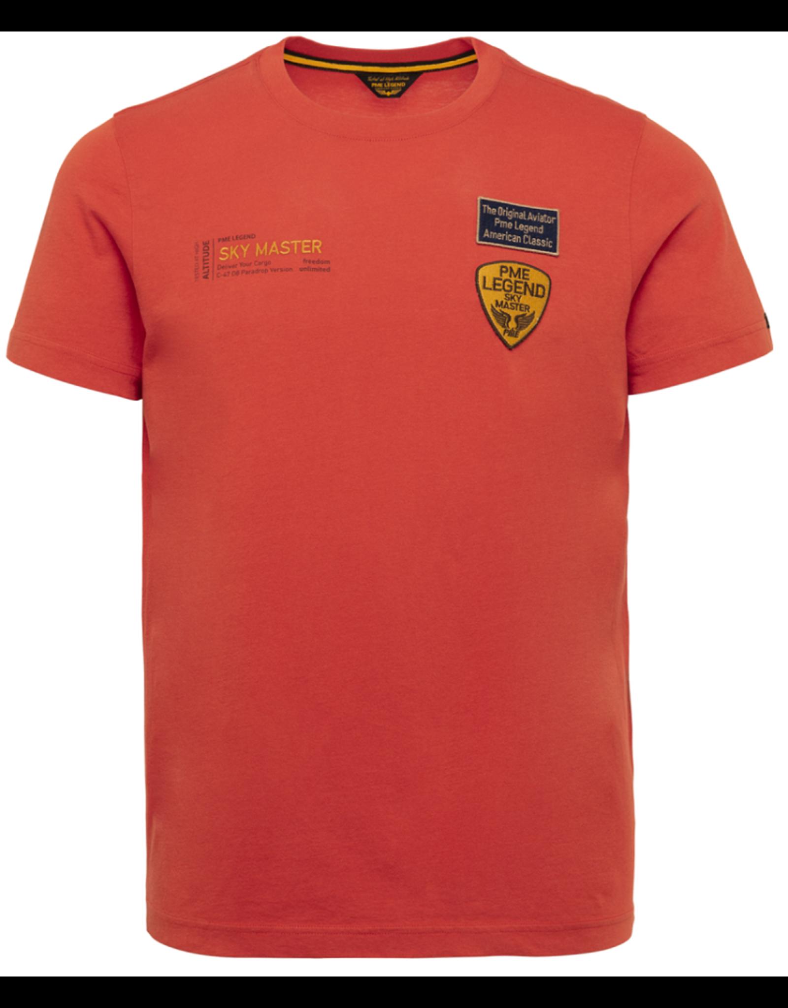 PME Legend PME Legend t-shirt coral
