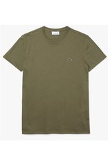 Lacoste Lacoste T-shirt khaki groen