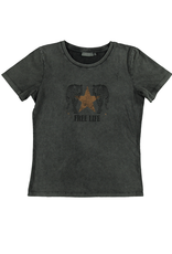 Geisha Geisha t-shirt free life