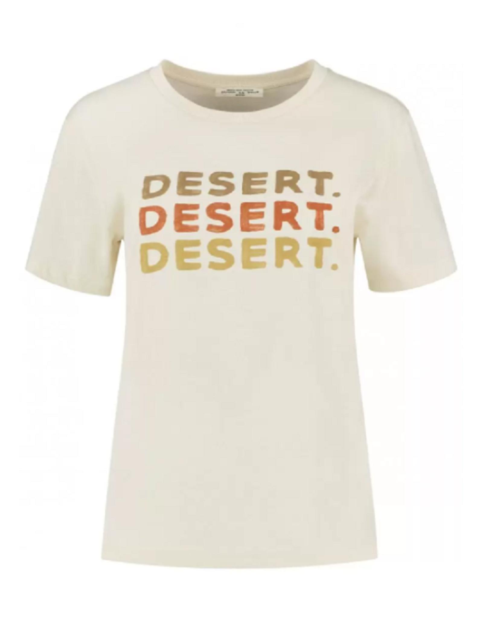 Circle of Trust Circle of Trust t-shirt  suri tee desert sand