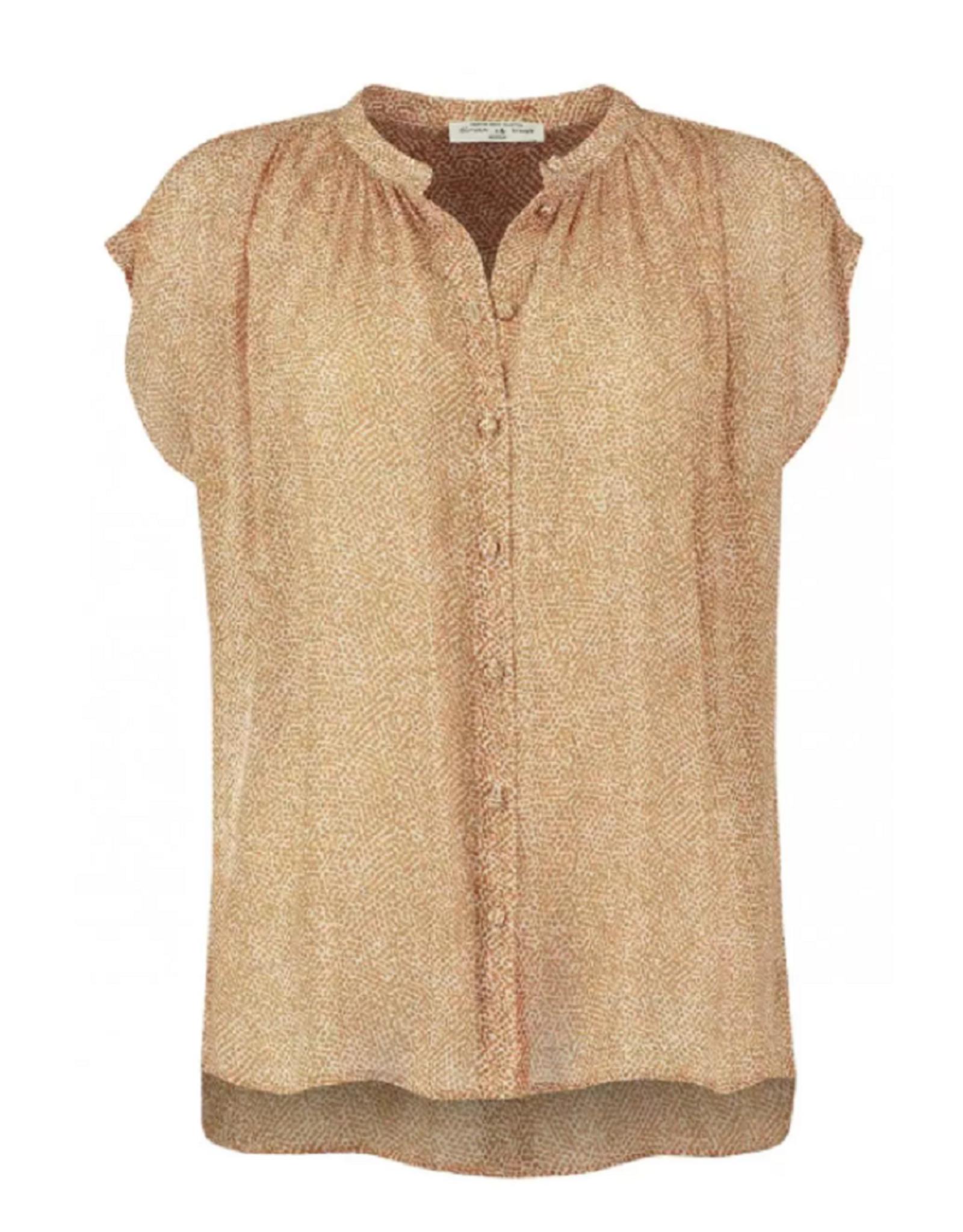 Circle of Trust Circle of Trust blouse Roos safari dot
