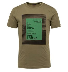 PME Legend PME Legend t-shirt Green 6149