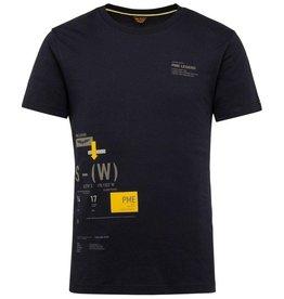 PME Legend PME Legend t-shirt Blauw 5073