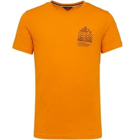 PME Legend PME Legend t-shirt Oranje 2129