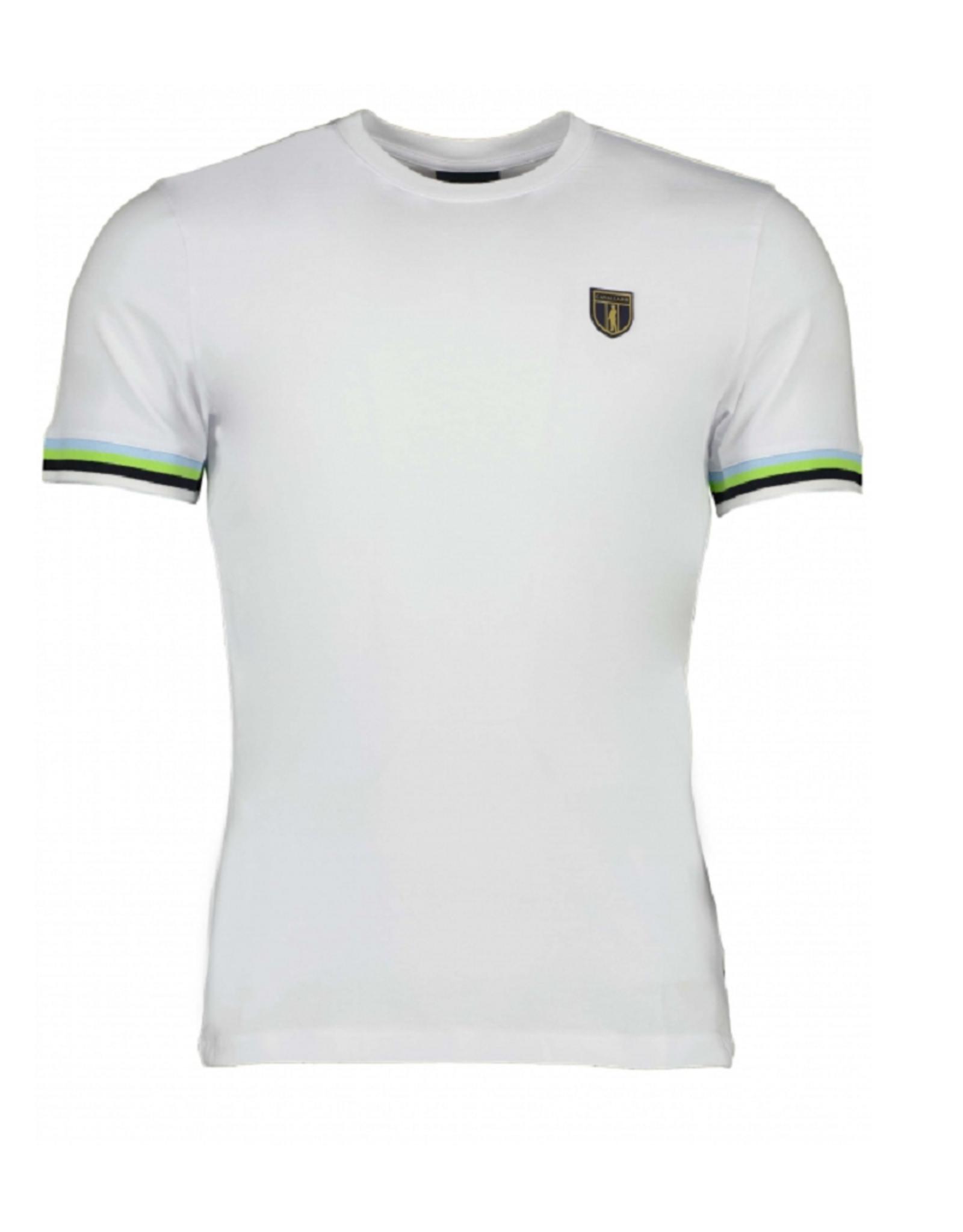 Cavallaro Cavallaro Gelato t-shirt wit