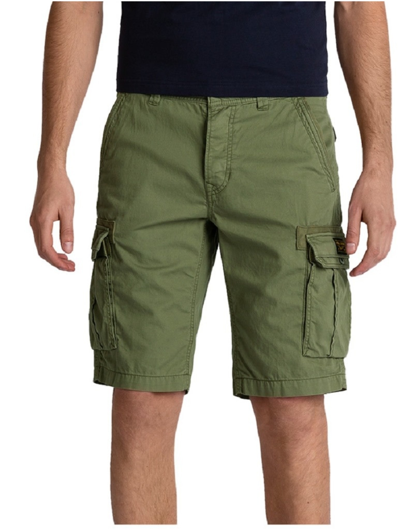 PME Legend PME Legend cargo short dobby structure Army green