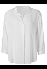 YAYA YAYA  blouse 3/4 mouw off white 1901483