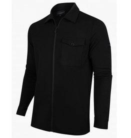 Cavallaro Cavallaro overshirt Zicami zwart